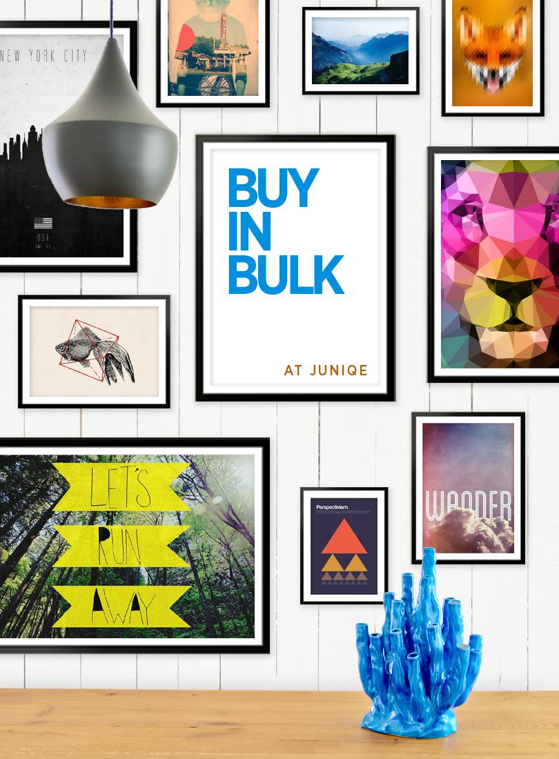 Buy in bulk?